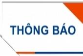 Phiếu tham dự họp ĐHĐCĐ thường niên năm 2021 Công ty CP Sonadezi Châu Đức