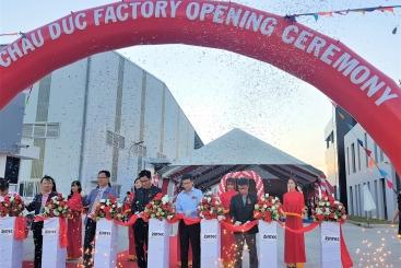 Lễ Khánh Thành Nhà máy Công Ty Trách Nhiệm Hữu Hạn ZIRTEC