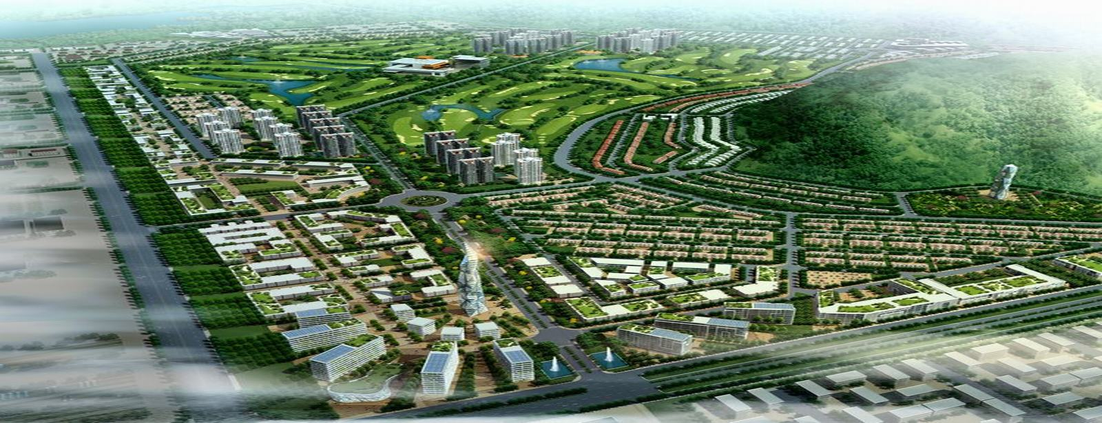 CHAU DUC URBAN INDUSTRIAL PARK & GOLF COURSE